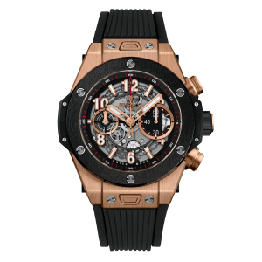 Hublot Big Bang Unico King Gold Ceramic 45mm Watch