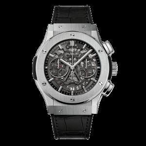 Hublot Classic Fusion Aerofusion Titanium 45mm Watch