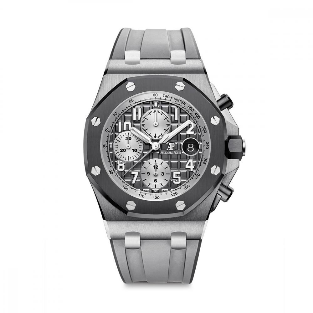Audemars Piguet Royal Oak Offshore Selfwinding Chronograph 42mm Watch