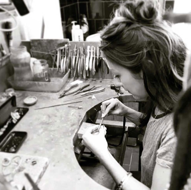 Image for Meet the makers for a masterclass in jewellery design section