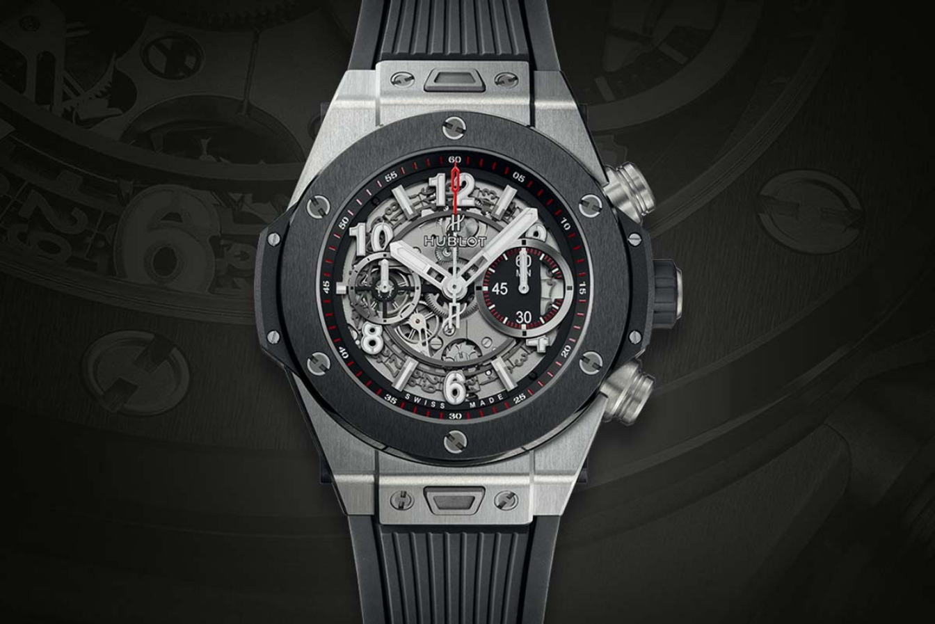 Shop all Hublot watches - Image