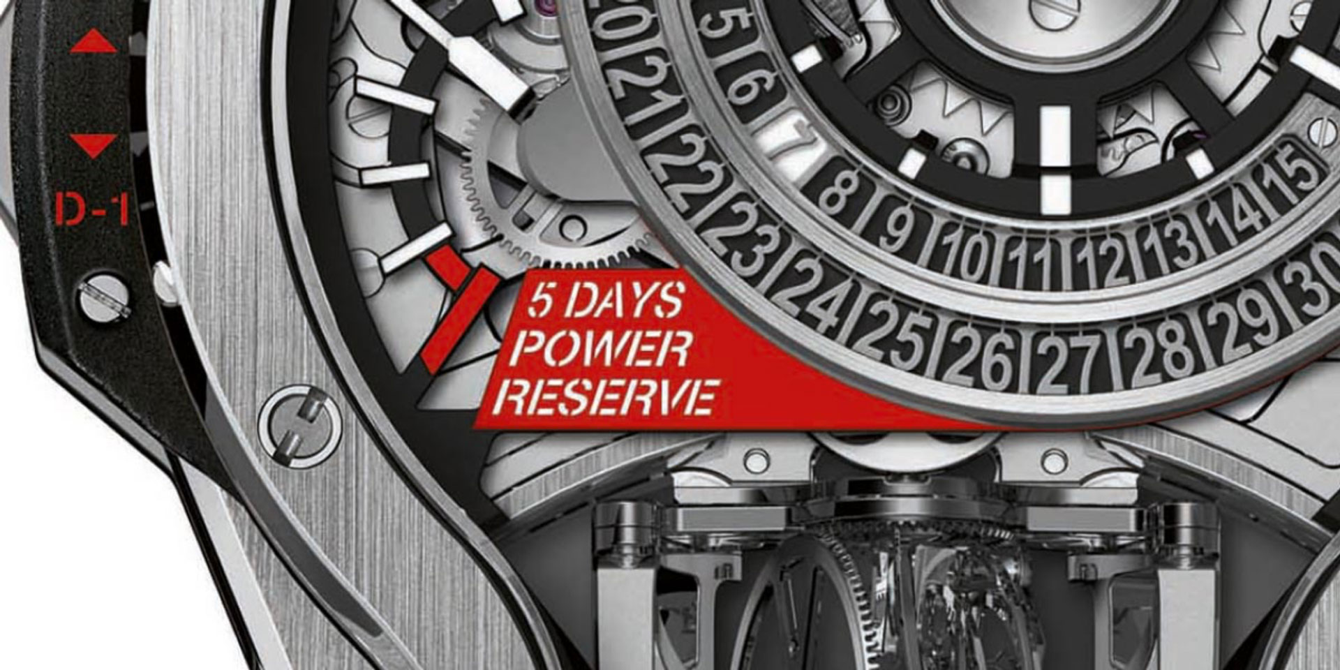 Image for Power Reserve